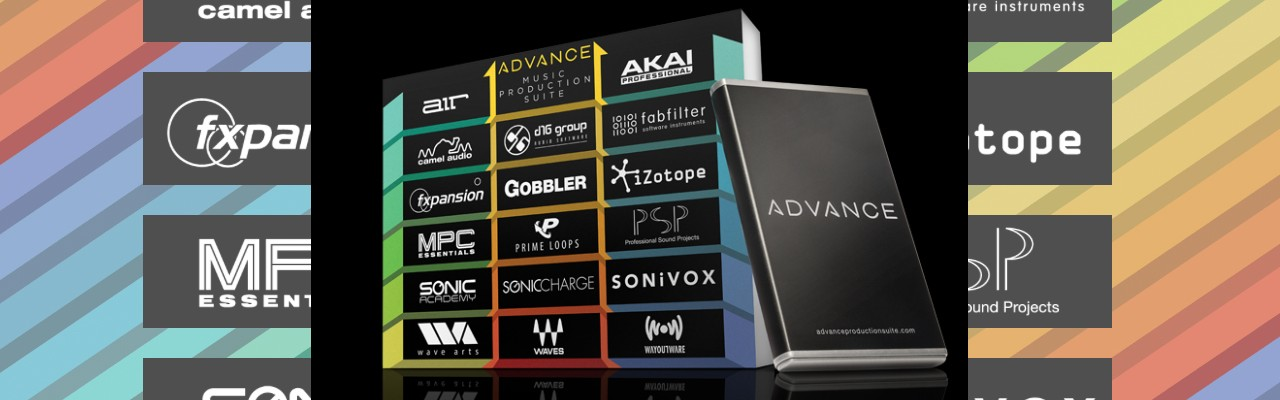 AIR Advance Music Production Suite DAW Software