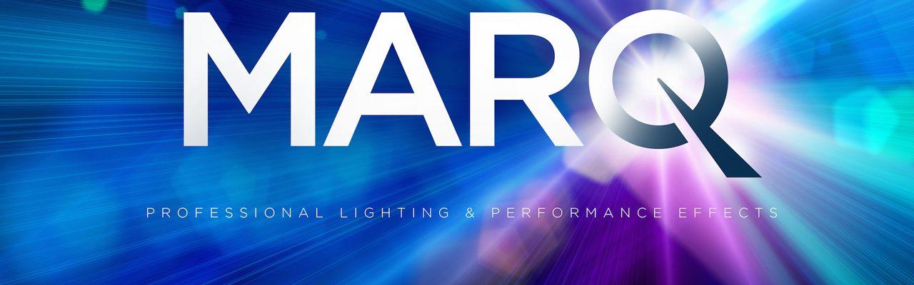 Marq Lighting 2016 Fog Hazer Fluid Light Commander Scan Wash Moving heads gobo projector pars rezotubes