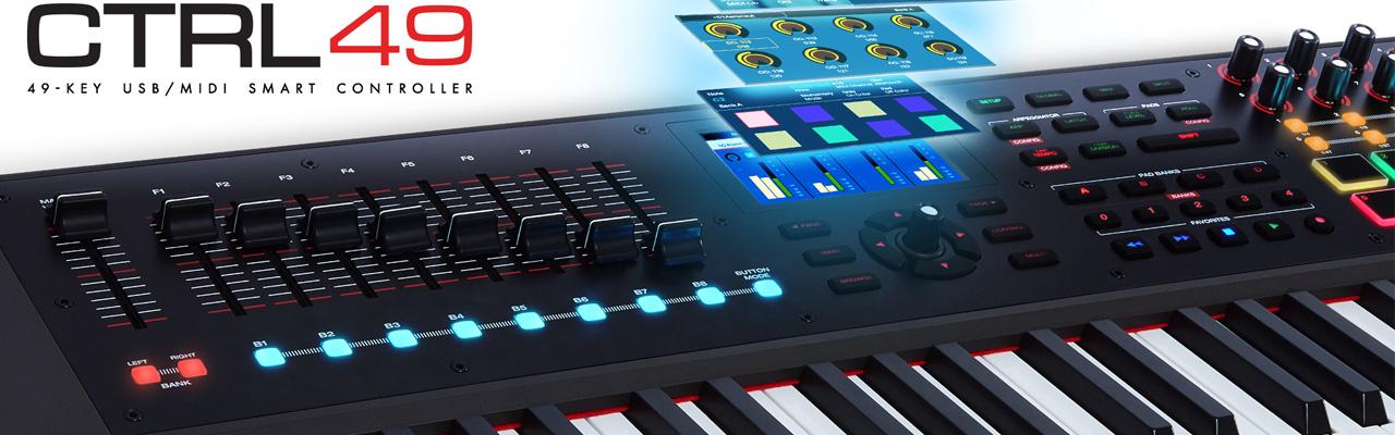 M-Audio 2015 NAMM Keyboard Mixer Speaker USB MIDI Audio Wetter Dschungel Pegida Oxygen Trigger Finger ctrl live vip mix key station code kontroller komplete